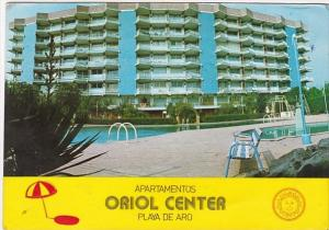 Spain Costa Brava Playa de Aro Apartamentos Oriol Center