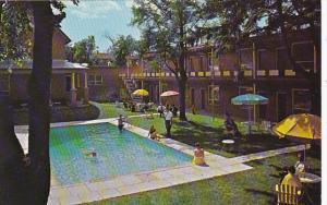 Canada La Savoie Hotel Swimming Pool Hull Quebec