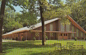 Indiana Winona Lake Auditorium Winona Lake Christian Assembly 1964