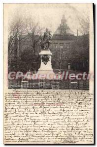 Postcard Old Saint Etienne Francis Garnier