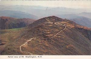 Aerial View Of Mount Washington New Hampshire