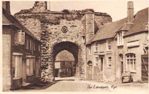 England Rye, The Landgate (East Sussex)