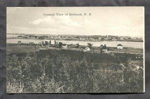 5274 - BATHURST NB 1920s General View