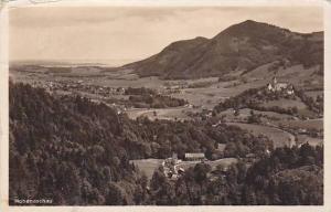 RP, General View, Hohenaschau, Germany, PU-1936