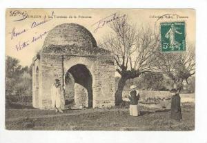 Le Tombeau De La Princesse, Tlemcen, Algeria, Africa, 1900-1910s