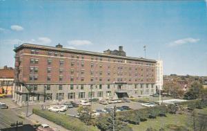 The Prince Arthur Hotel, Port Arthur, Ontario, Canada, 40-60s