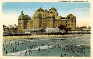 NJ - Atlantic City. Traymore Hotel