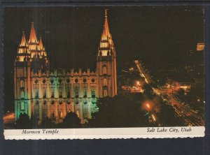 Mormon Temple,Salt Lake City,UT BIN