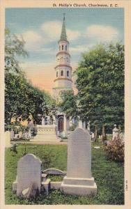 Saint Philips Church Charleston South Carolina