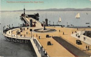 South Africa Cape Town The Circus and Promenade Pier
