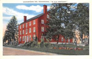 Shaker Postcards Old Vintage Antique Post Cards Inn Unused