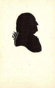 George Washington From Shadow Picture