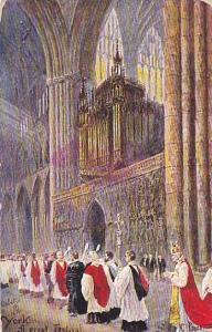AS: Arthur C. Payner, A Great Festival, York (Yorkshire), England, UK, 1900-1...