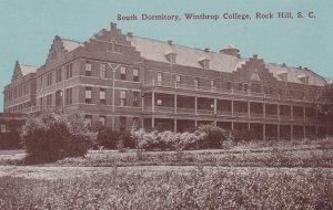 ROCK HILL , South Carolina , 1900-10s ; South Dormitory , Winthrop College