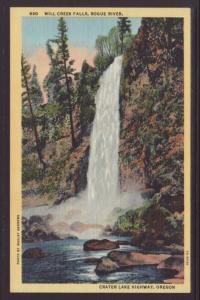 Mill Creek Falls,Rogue Rive,Crater Lake Highway,OR