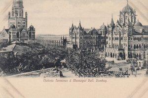 BOMBAY , India , 00-10s ; Victoria Terminus