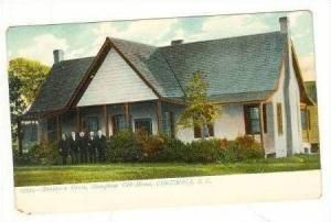 Southern Cross, Hampton's Old Home, Columbia, South Carolina, PU 1914