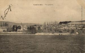 CPA Cande en Brie Vue Generale (151955)