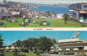 Hotel-Motel Au Parasol, Boulevard St. Jean Baptiste, Chicoutimi, Quebec, Cana...