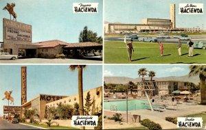 California Hacienda Motels Fresno Bakersfield Indio & Las Vegas