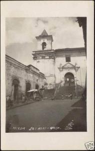 ecuador, QUITO, Iglesia San Blas, Church (1940s) RPPC