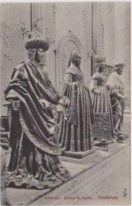 Hofkirche - Gruppe III, Rechts, Innsbruck, Tirol, Austria 1900-10s