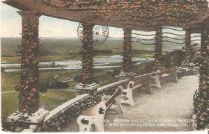 CE0647 usa california san diego mission valey cliff garden 1918
