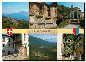 Postcard Modern Malcantone