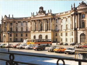 B27389 Voitures de tourisme Cars Bus Berlin
