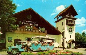 Michigan Frankenmuth Bavarian Inn