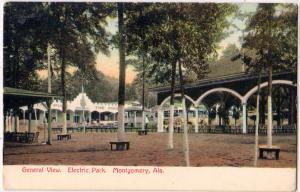 Electric Park, Montgomery Ala