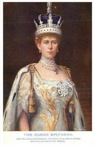 The Queen Empress  Victoria Mary ,  Tuck´s  no.9303