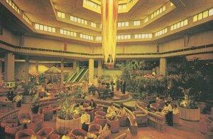 Century Park Sheraton Manila ANA Hotel Philippines Postcard