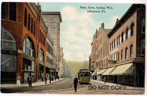 Main ST, Johnstown PA