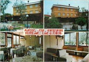 Postcard Modern Igea Albergo Ristorante