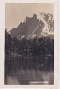 RP; Weissensee mit Zugspitze,Germany, 10-20s
