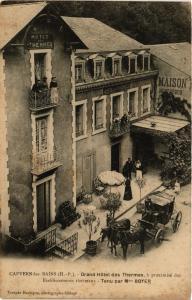 CPA CAPVERN-les-BAINS Grand Hotel des Thermes (375802)