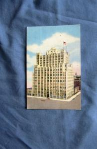 Mountain States Telephone Building Headquarters, Denver, Colorado Postcard