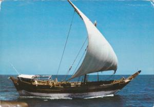 Arab Dhow , East Africa , 50-70s