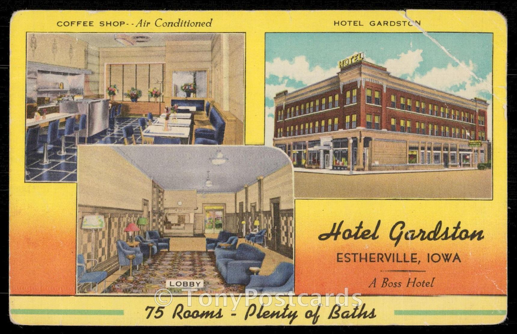 Casino in estherville iowa