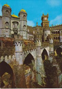 Portugal Sintra Palacio Nacional da Pena