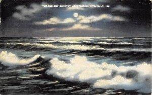 Moonlight Sonata in Atlantic City, New Jersey