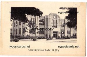 IBM Schoolhouse, Endicott NY