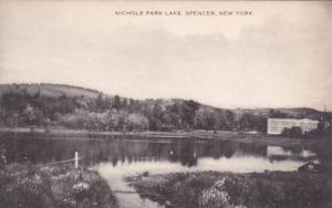 New York Spencer Nichols Park Lake Artvue