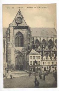 Louvain - L'Entree de Saint-Pierre, Belgium, 00-10s