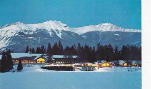 Jasper Park Lodge , Alberta , Canada , PU-1976