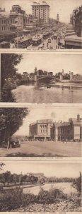 ADELAIDE , South Australia , 1910-30s ; 8 mini views