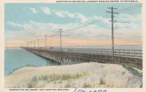 Hampton River Bridge - Hampton Beach NH, New Hampshire - WB