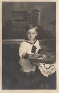 RP: Sailor Boy & a postcard album , 00-10s