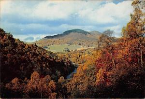 The Pass of Killiecrankie and the River Garry, Perthshire